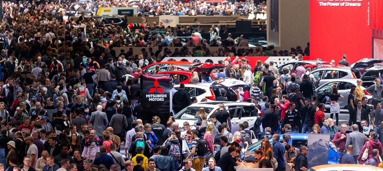Geneva Motor Show Cancelled Due to Coronavirus Fears