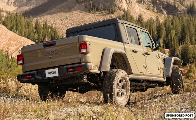 Win $15,000 in Gear from Barricade Off-Road and ExtremeTerrain.com