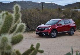 First Drive: 2020 Honda CR-V Hybrid Review