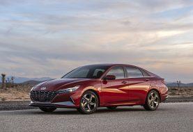 2021 Hyundai Elantra and Elantra Hybrid Have All the Angles
