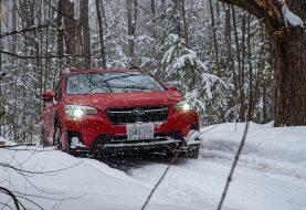 Testing the 2020 Subaru Lineup in Canadian Winter