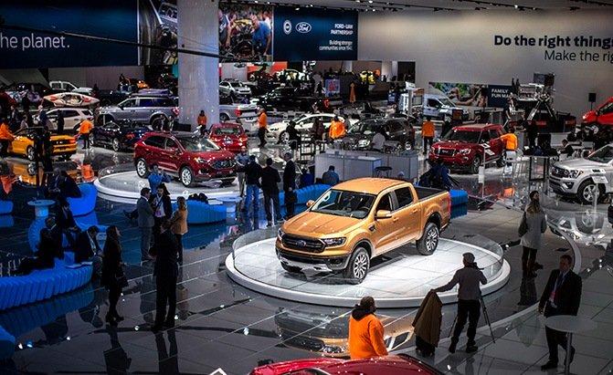 Detroit Auto Show Cancelled