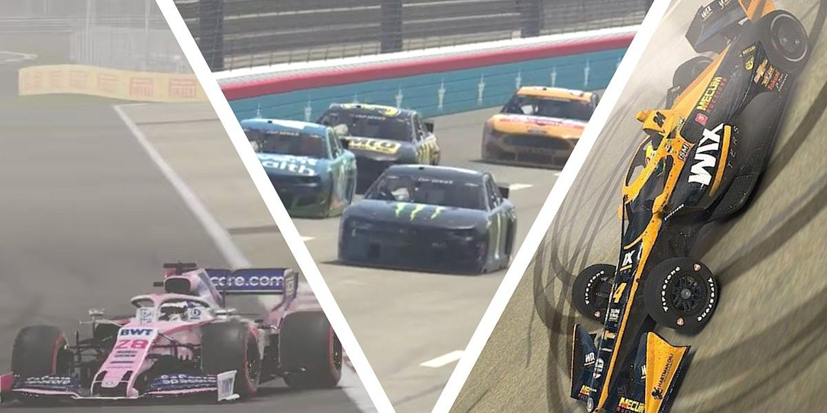 How to Watch Every Racing Esport Event This Weekend