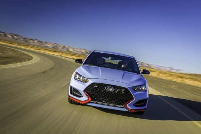 Hyundai Confirms 8-Speed Dual-Clutch Transmission for Veloster N