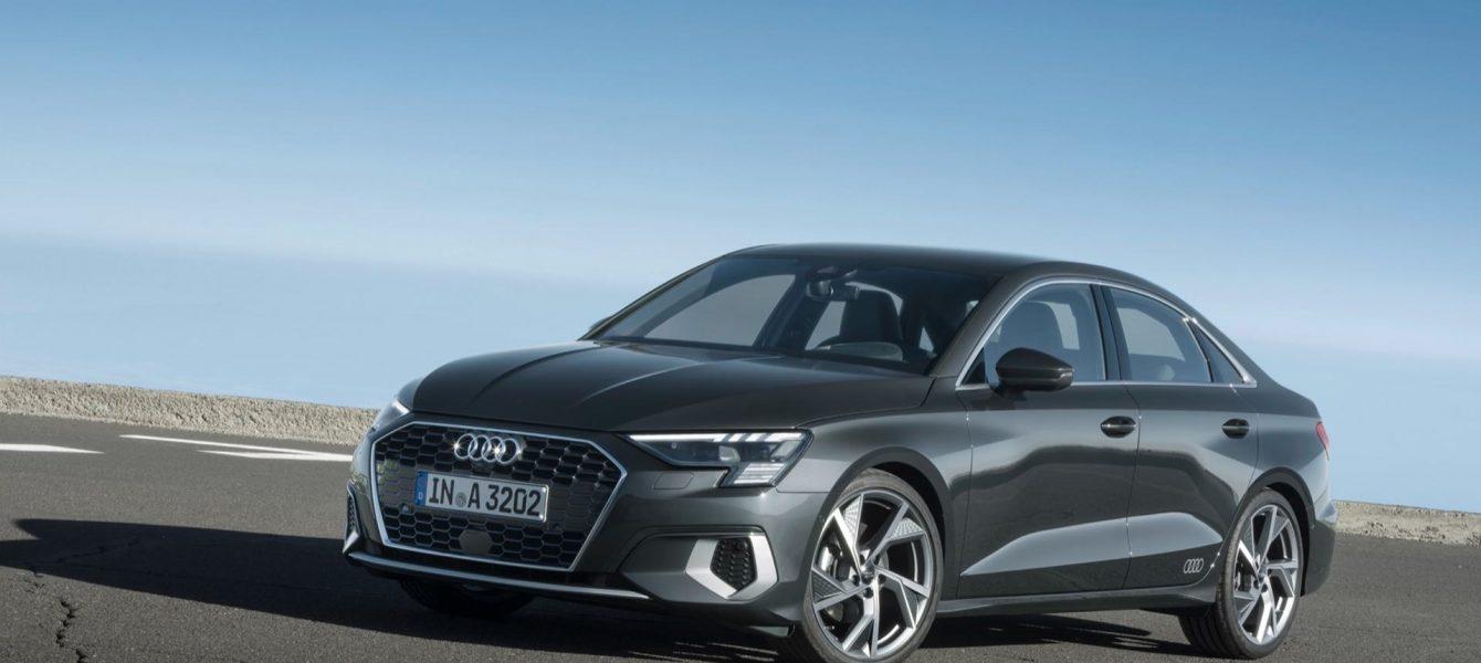 2021 Audi A3 Sedan Shows New Design, Adds Mild Hybrid