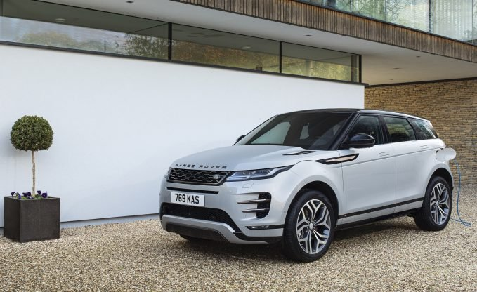 Land Rover Adds PHEV Power to Evoque and Discovery Sport