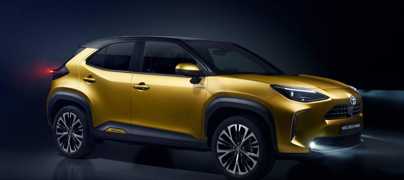 2021 Toyota Yaris Cross Revealed: Tiny Hybrid Power