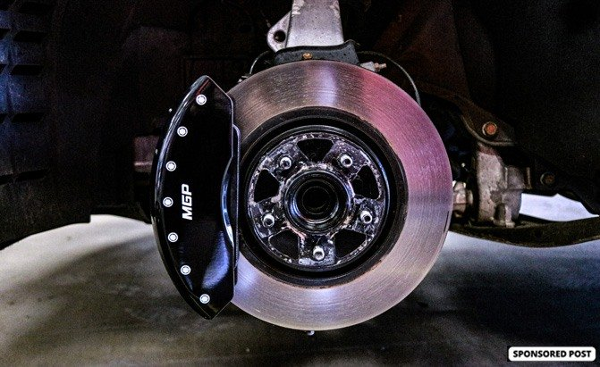 Looking for an Easy Driveway DIY Project? Give Your Brakes an Upgrade with Caliper Covers