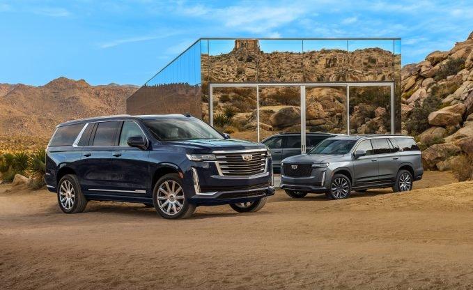 2021 Cadillac Escalade ESV Debuts at $80,490, On Sale This Fall