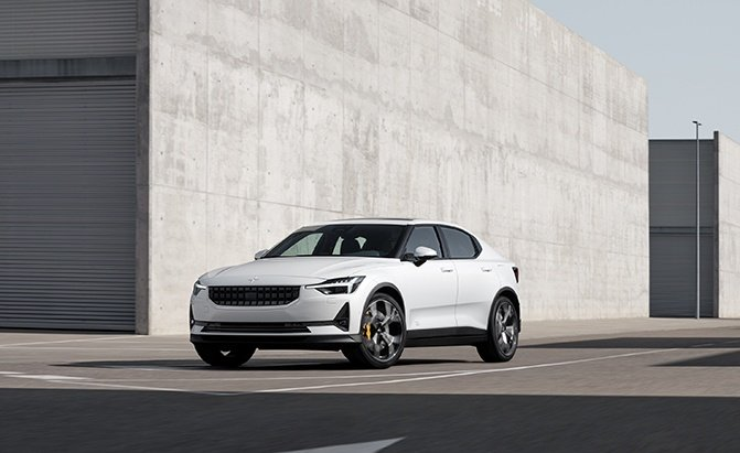 Polestar 2 Gets Price Cut For Better Incentives, Starts at $59,900
