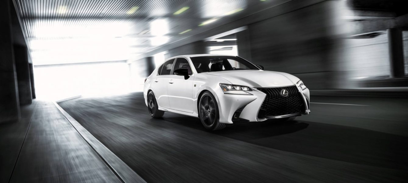 2020 Lexus GS Says Goodbye with Final 'Black Line' Edition