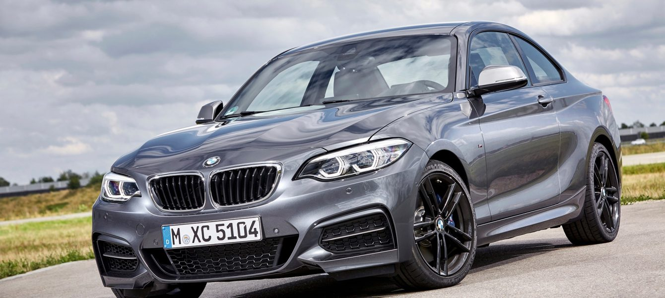 2022 BMW 2 Series Coupe Leaks On Instagram