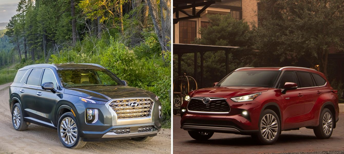 Toyota Highlander vs Hyundai Palisade: Which SUV is Right For You?