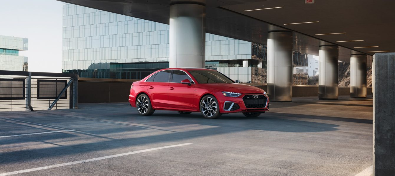 2021 Audi A4 and A5 Get Horsepower Bump and Standard AWD