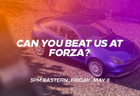 Join Us Live on Forza Horizon 4 at 3PM Today