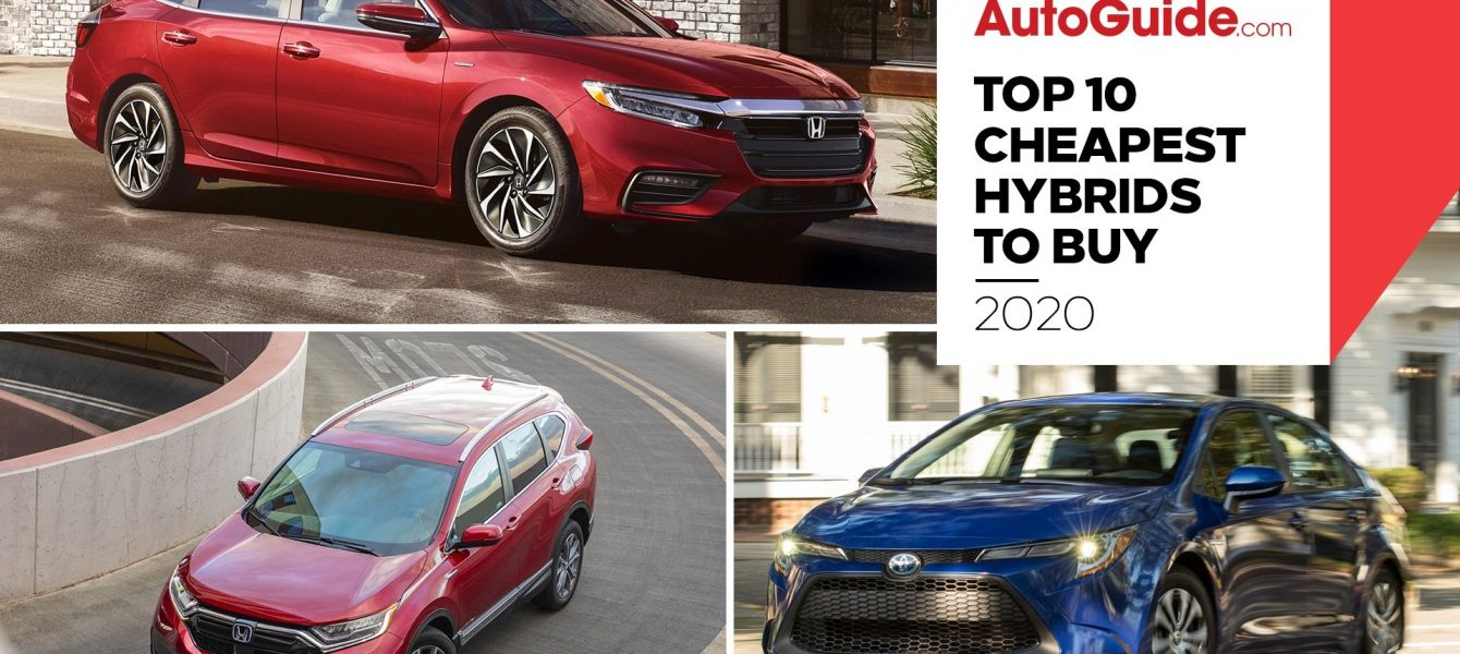 Top 10 Cheapest Hybrids To Buy in 2020
