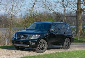 2020 Nissan Armada Review
