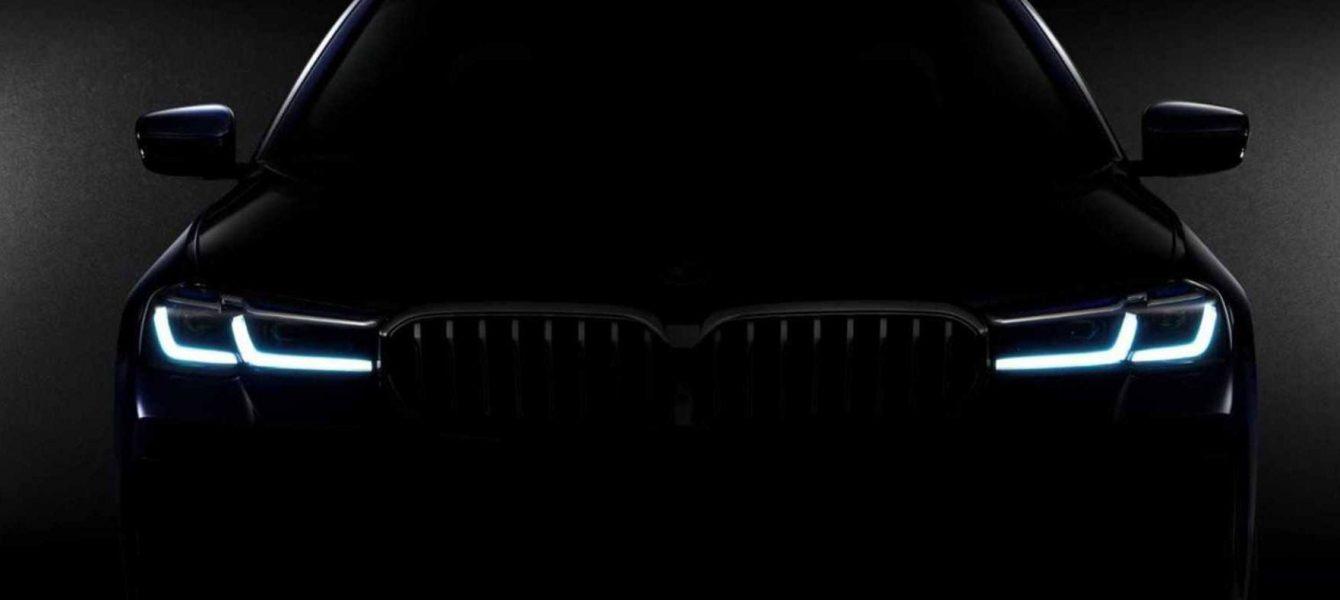 2021 BMW 5 Series Teased, Debut In Two Weeks