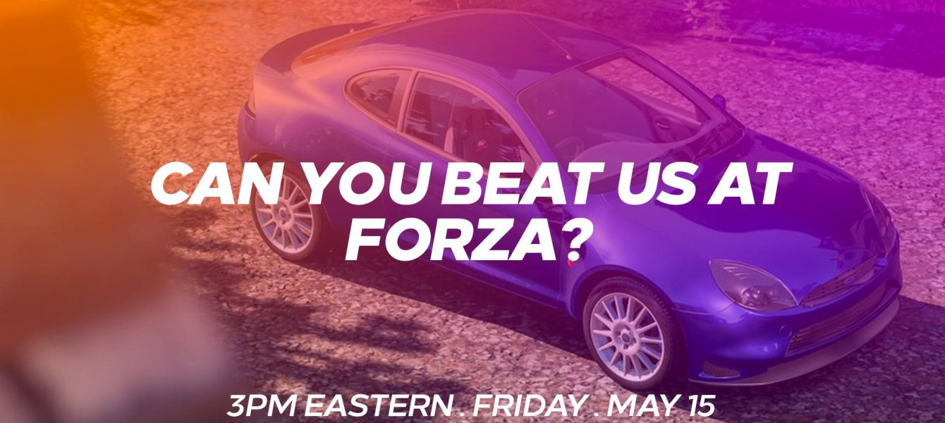 Join Us Live for Forza Friday Today at 3PM