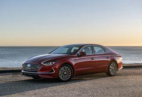 2020 Hyundai Sonata Hybrid Pricing Announced, Starts At $28,725