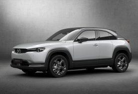 Mazda MX-30 Production Has Begun in Japan