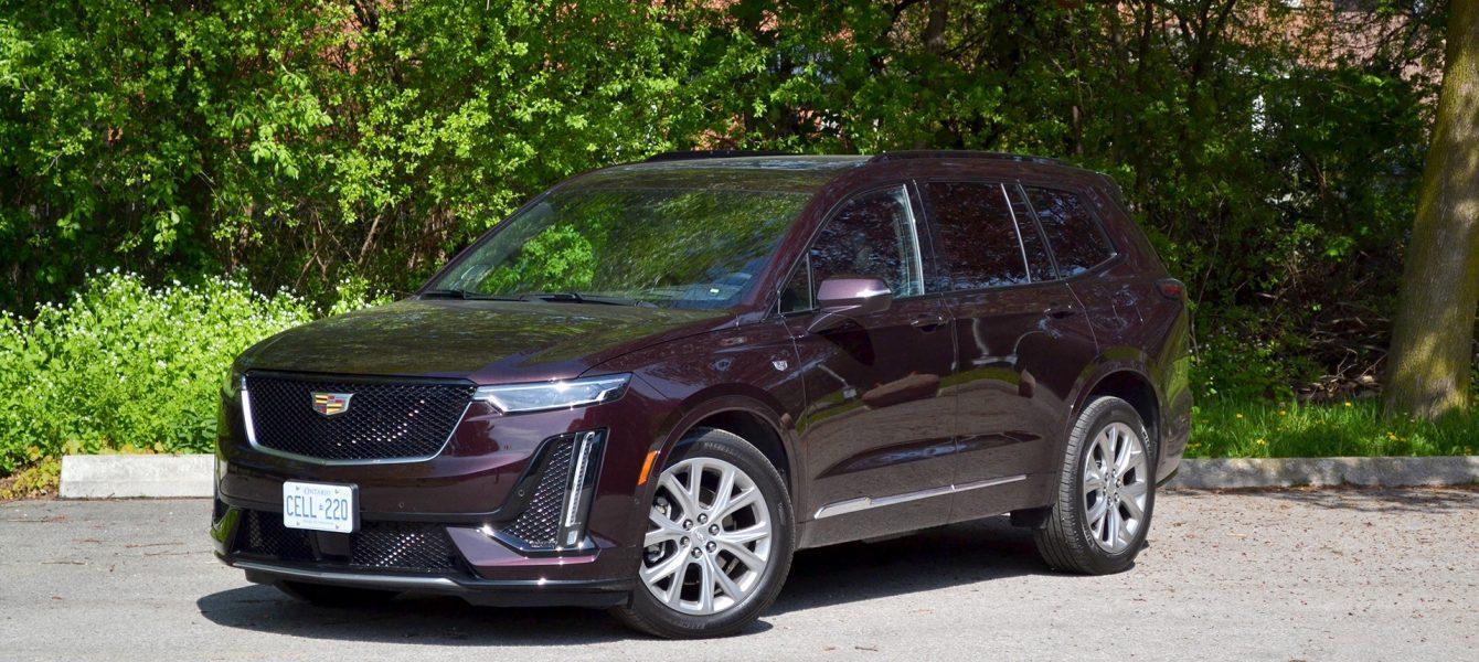 2020 Cadillac XT6 Review