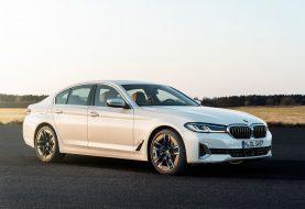 2021 BMW 5 Series Adds Hybrid Power, Sharper Looks