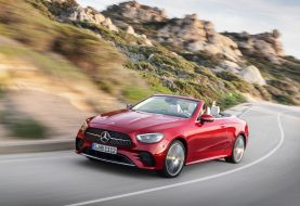 2021 Mercedes-Benz E-Class Coupe and Cabrio Gain Mild Hybrid Systems