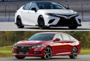 Toyota Camry vs Honda Accord: Which Sedan is Right For You?