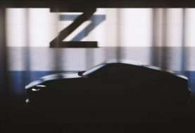 Nissan Officially Teases 370Z Successor, Shows Off Retro Styling