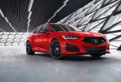 2021 Acura TLX Revealed: All-Turbo Power and a Focus on Dynamics