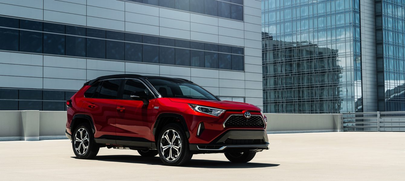 2021 Toyota RAV4 Prime Plug-in Hybrid Will Start from $39,220