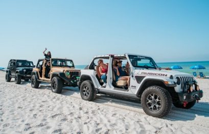 Florida Jeep Jam is Returning to Panama City Beach Starting June 17th