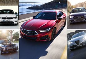 Acura TLX vs Audi A4 and Rivals: How Does it Stack Up?