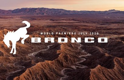2021 Ford Bronco Debut Will Finally Happen This July
