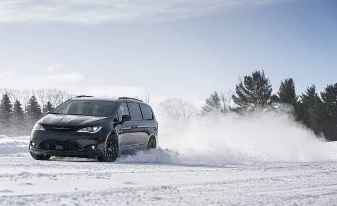 2020 Chrysler Pacifica AWD Available For Order, Prices Start at $41,745