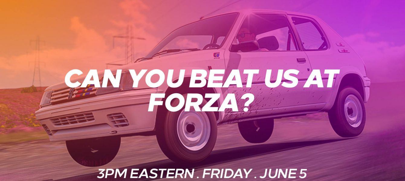 We're Back in Forza Horizon 4 Today at 3PM — Join Us!