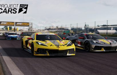 Project CARS 3 Announced: Racing Sim Comes to PS4, XB1 and PC This Summer