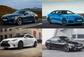 BMW 4 Series vs Mercedes C-Class Coupe and Rivals: How Does it Stack Up?