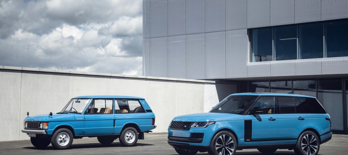Range Rover Fifty Celebrates Half a Century of Iconic SUV