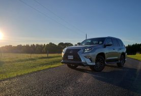 2020 Lexus GX460 Review
