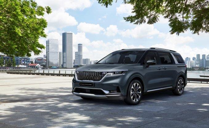 2022 Kia Sedona Puts a Stylish SUV Spin on the Minivan