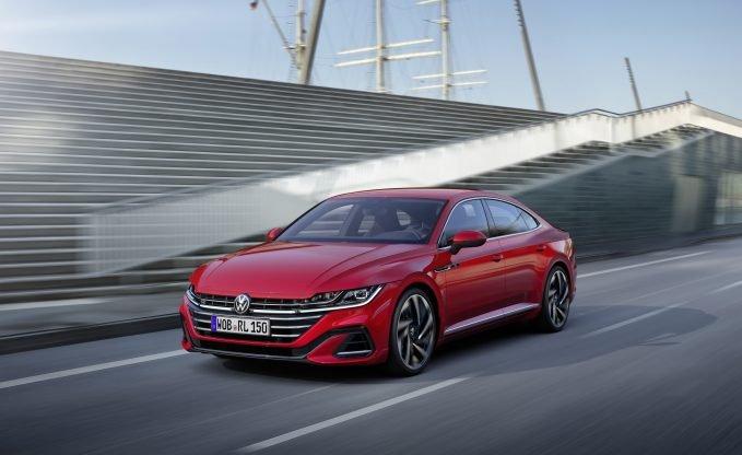 2021 Volkswagen Arteon Debuts: Plug-in, Arteon R, Shooting Brake Not for US