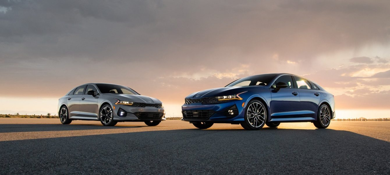2021 Kia K5 Revealed: 290 HP and AWD for Sporty Optima Replacement