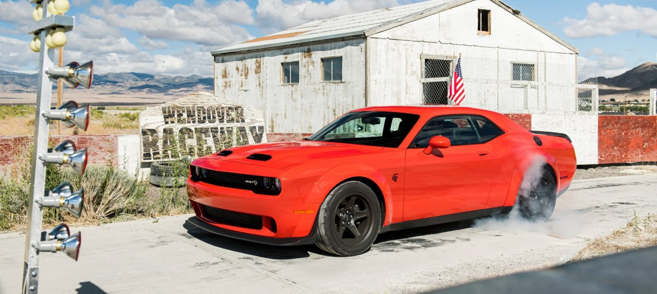 2020 Dodge Challenger SRT Super Stock is a Diet Demon