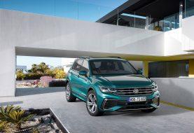 2022 Volkswagen Tiguan Revealed: Steady Evolution for VW's Best-Seller