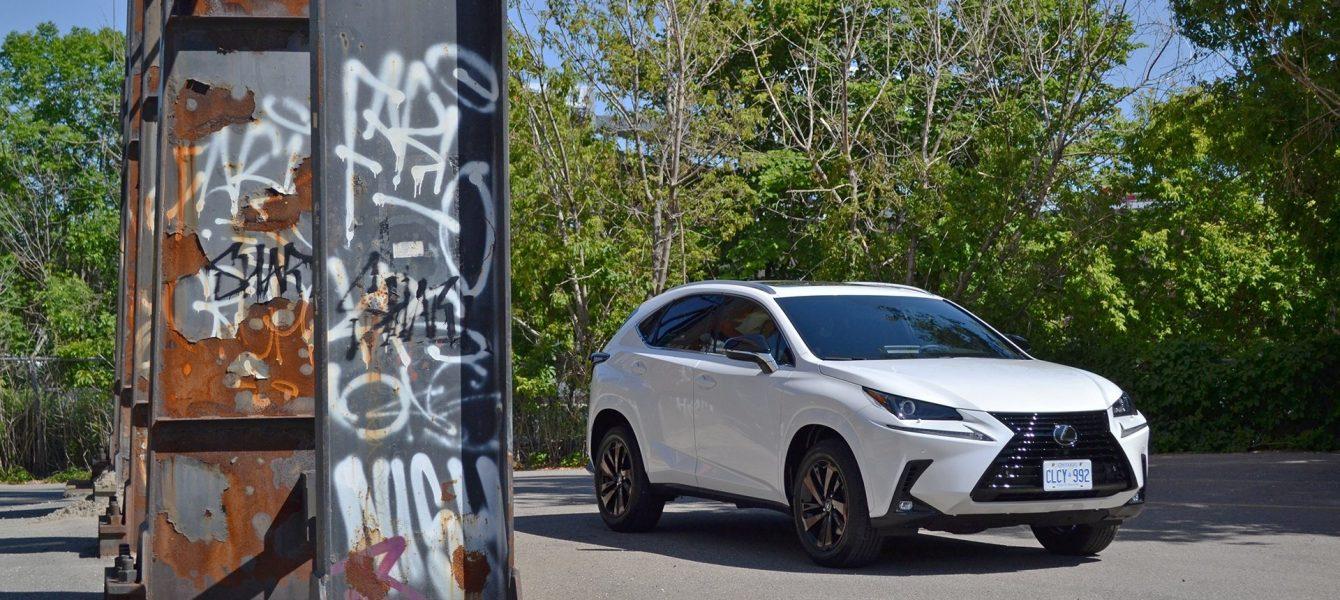 2020 Lexus NX300 Review