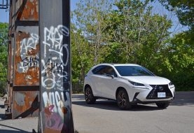 2020 Lexus NX300 Review
