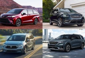 Toyota Sienna vs Chrysler Pacifica and Rivals: How Does it Stack Up?
