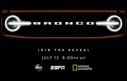 2021 Ford Bronco Family Debut: Where to Watch it